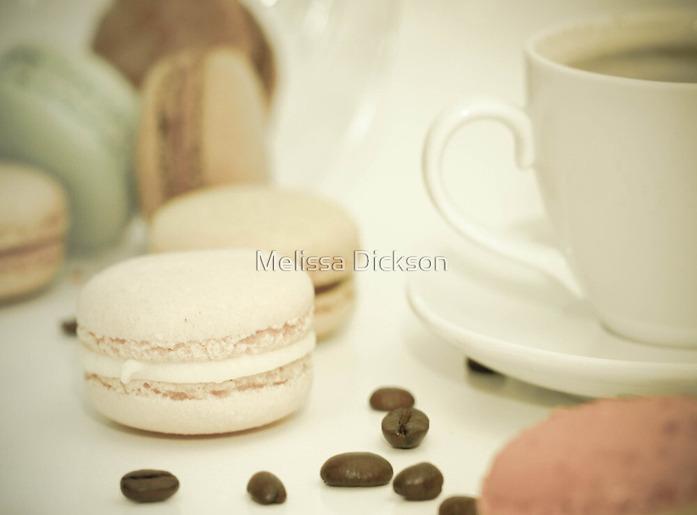 Coffee Collection 31 by Melissa Dickson