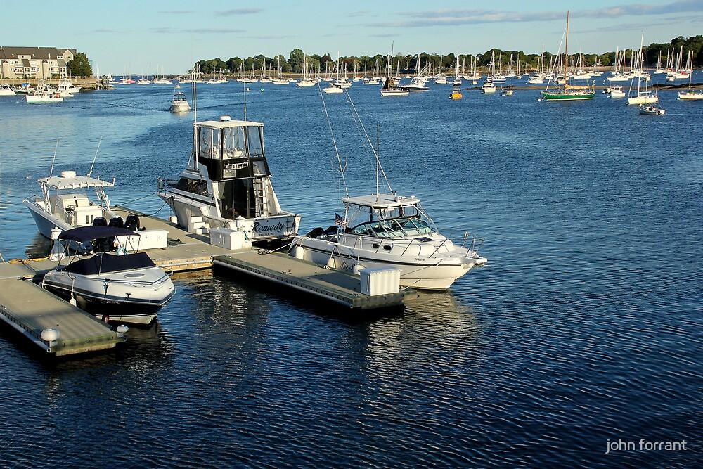 Harbor:   Beverly, Mass by john forrant