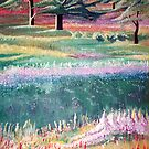 Field of Flowers by Bill Chodubski