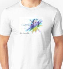 J.S. Bach Star-Burst Unisex T-Shirt