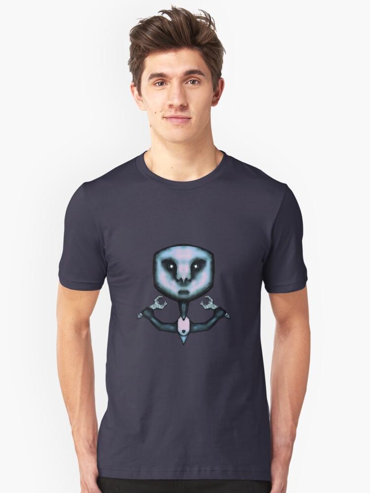 Aztec Mechanic Unisex T-Shirt Front