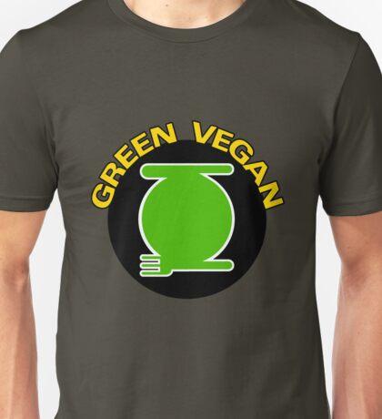 Green Vegan T-Shirt