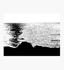 Lake Ontario Sunset Photographic Print