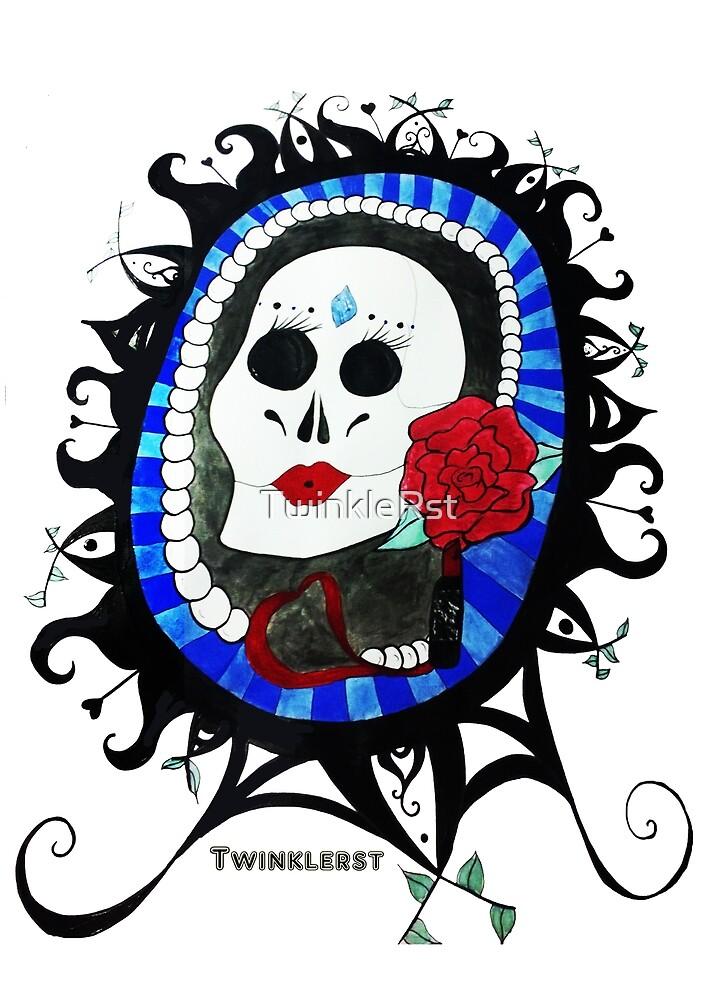 Sugered Skull - 2013 by TwinkleRst