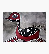 Ducking Chair - 2014 Photographic Print