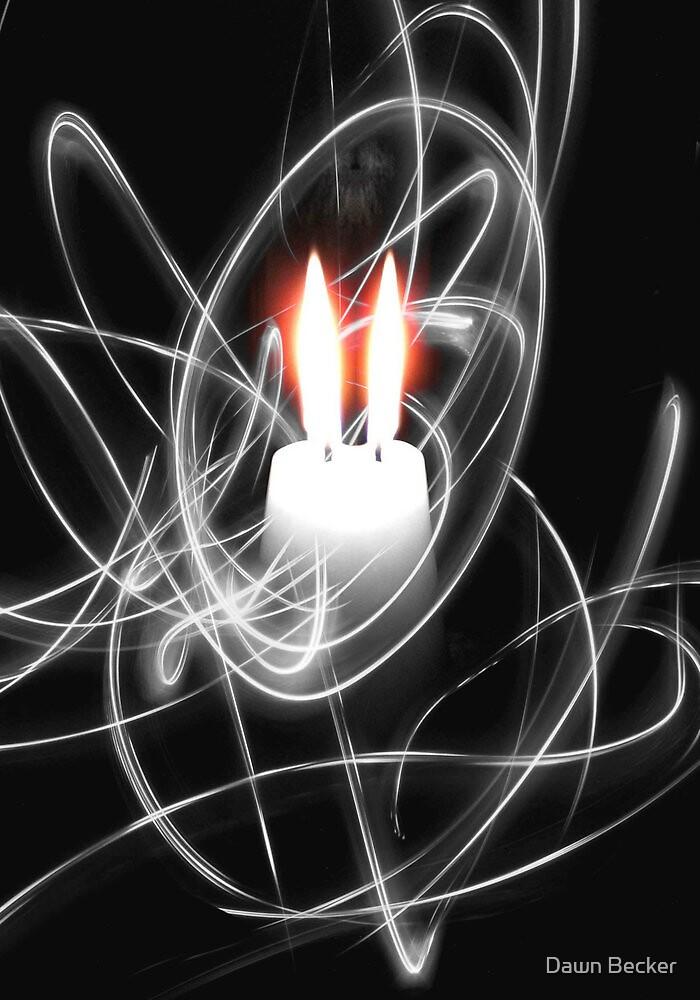 Flames © by Dawn Becker