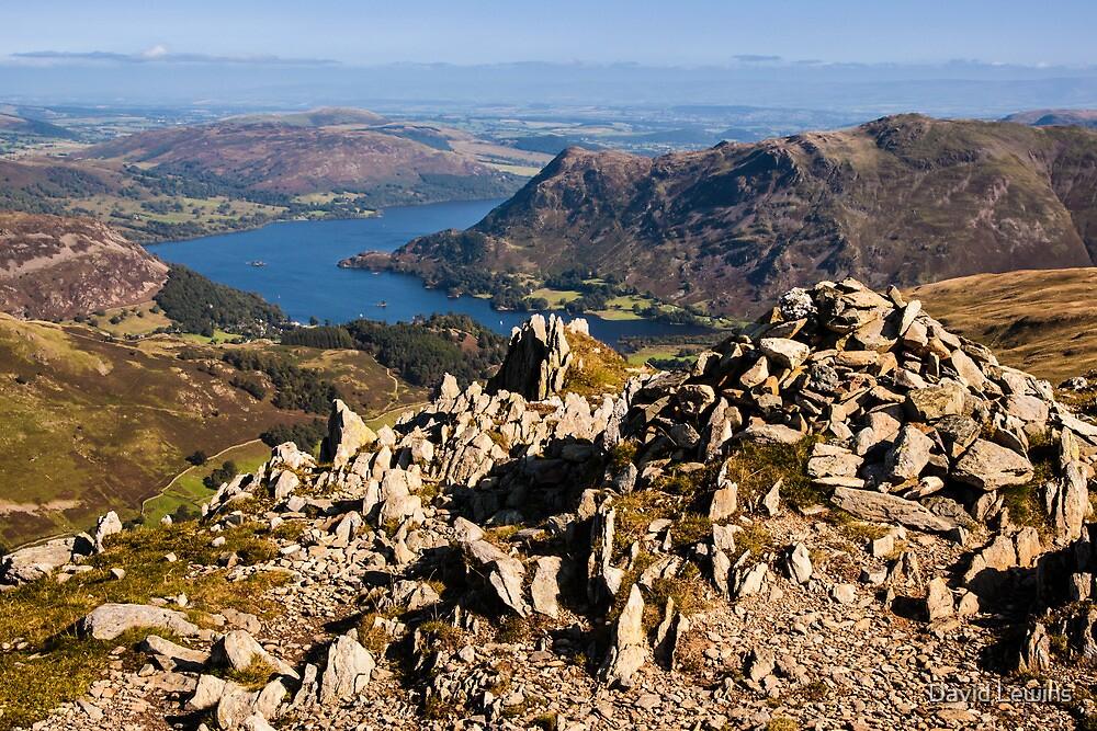 Ullswater - Cumbrian Lake District by David Lewins