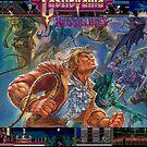Castlevania: Bloodlines 1994 by John King III