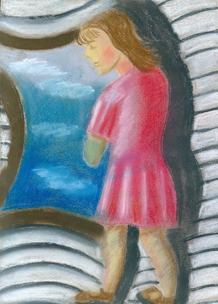 Open Window by Roza Ganser