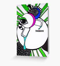 Hubba Bubba Thoughts- 2014  Greeting Card