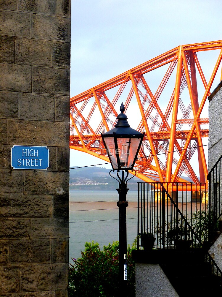 High Street South Queensferry by ©The Creative  Minds