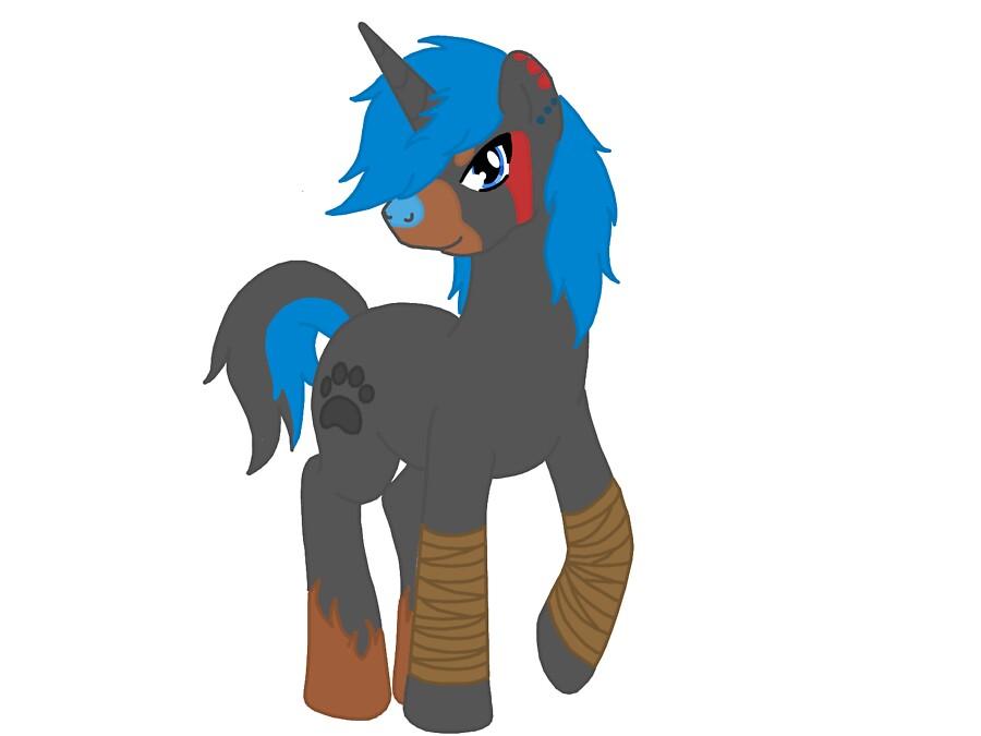 Soul the Pony by DuskTwirl