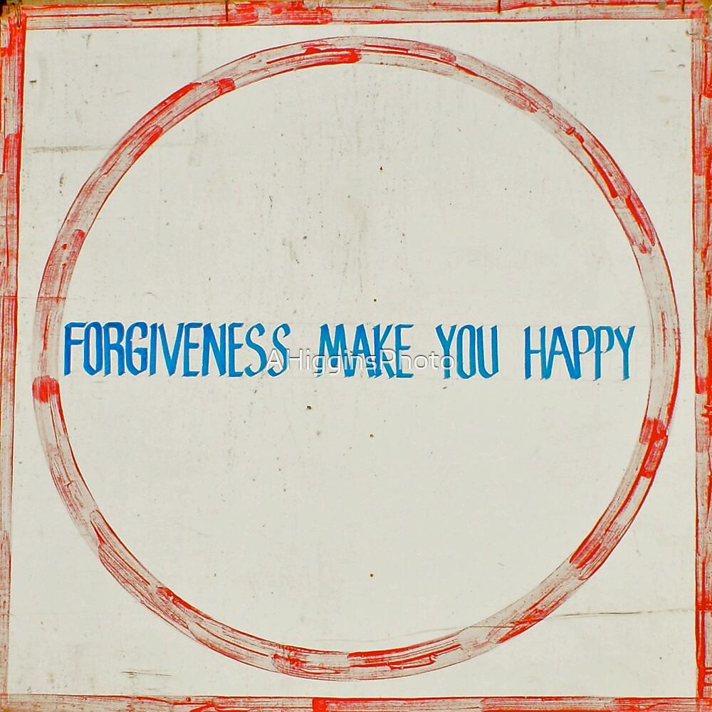 Forgiveness Make You Happy by LoveAphoto