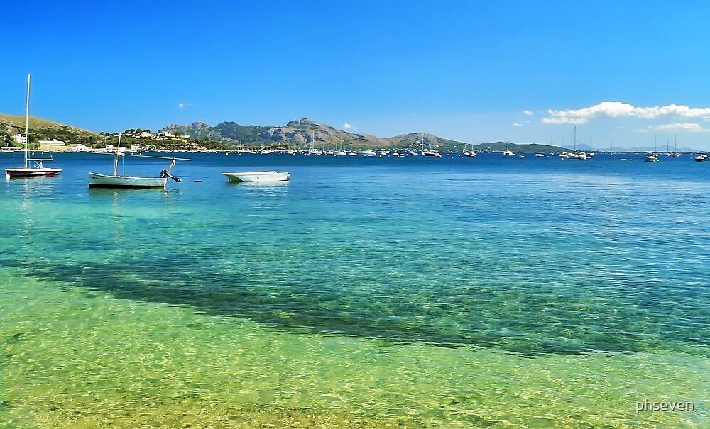 Puerto Pollensa by phseven