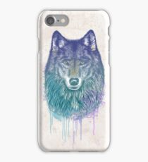 I Dream of Wolf iPhone Case/Skin