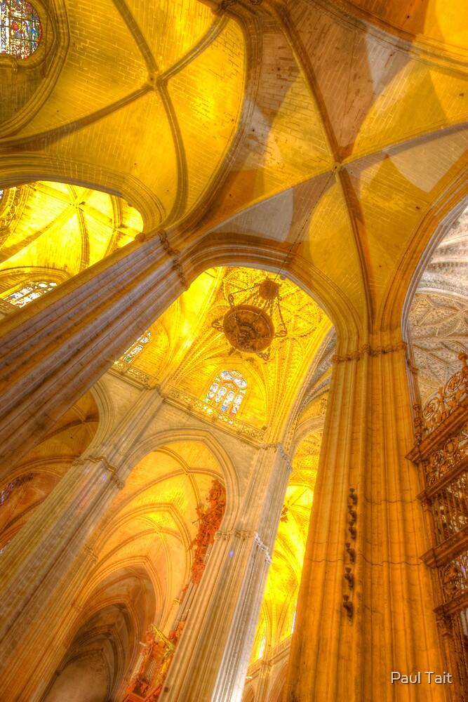 Catedral de Santa María de la Sede by Paul Tait