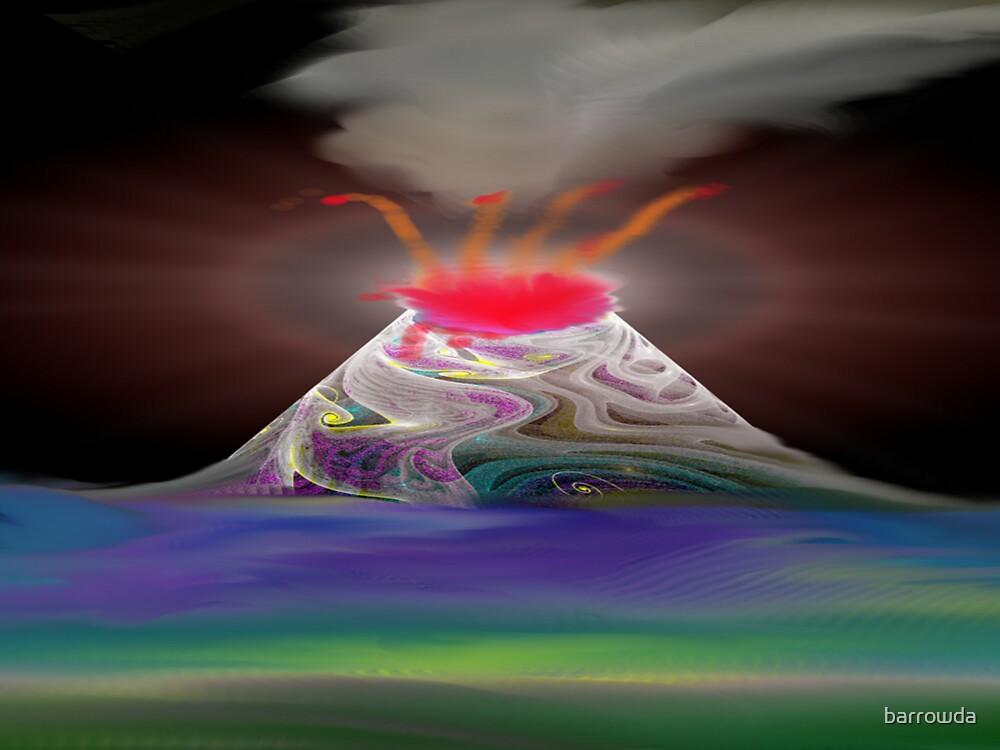 SMOGF#3: Gnarly Volcano (G0892) by barrowda