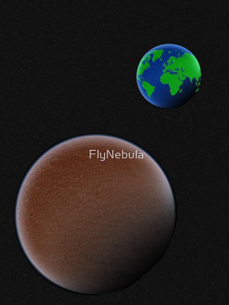 Solar Simple by FlyNebula