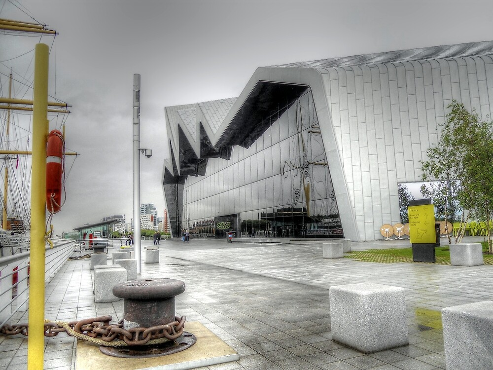 riverside museum by Kevin McLaughlin