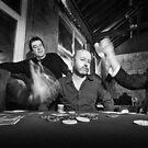 Poker Face by Heather Buckley