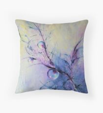 Suspens, featured in Virtual Museum, Painter Universe Throw Pillow