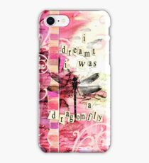 Dragonfly Dream iPhone Case/Skin