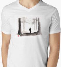 sword of doom Men's V-Neck T-Shirt