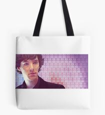 A Study in Lilac Tote Bag
