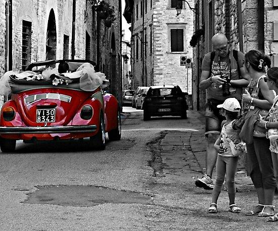 Wedding in Gubbio-Italy by Deborah Downes