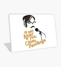 "Toast of London - ""I can hear you, Clem Fandango"" Laptop Skin"