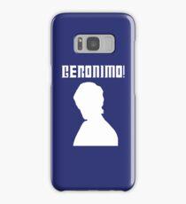 Geronimo! Samsung Galaxy Case/Skin