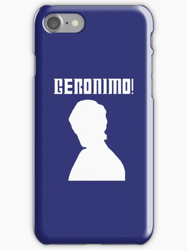 Geronimo! by kjharmon3