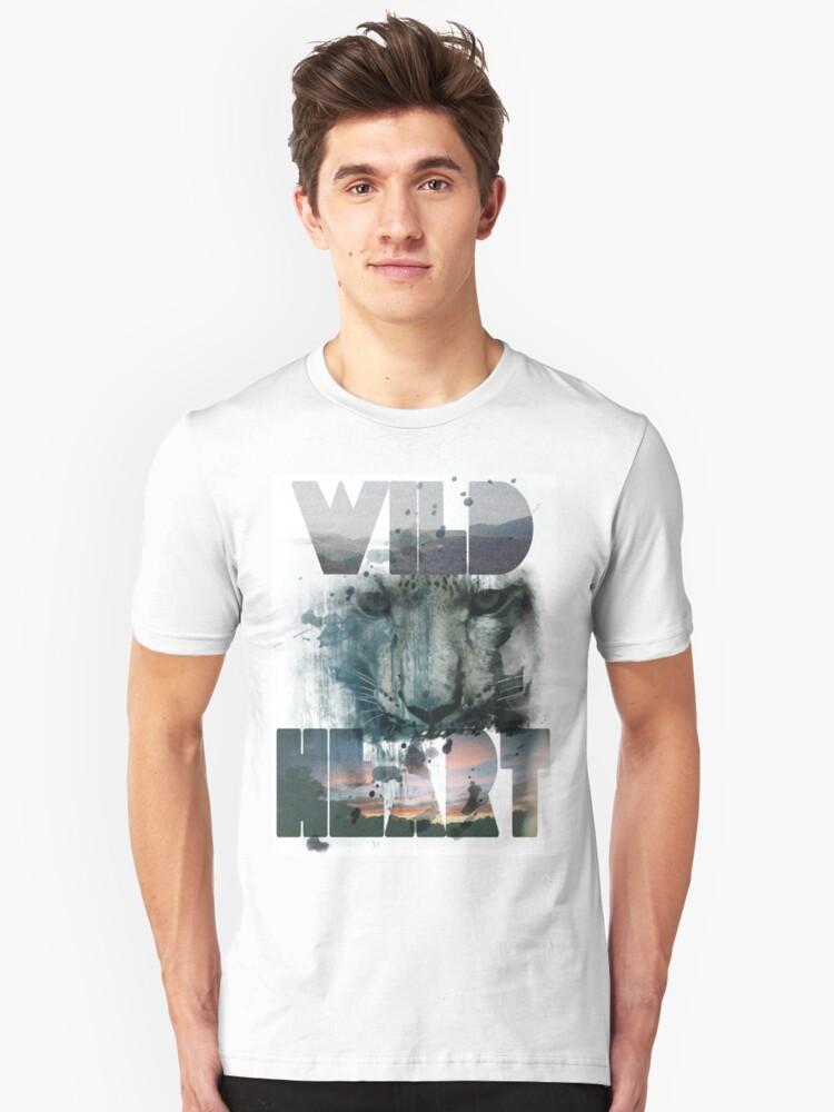 Wild Heart Unisex T-Shirt Front