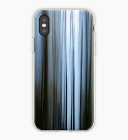 Trees of Blue iPhone Case