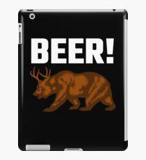Beer! iPad Case/Skin
