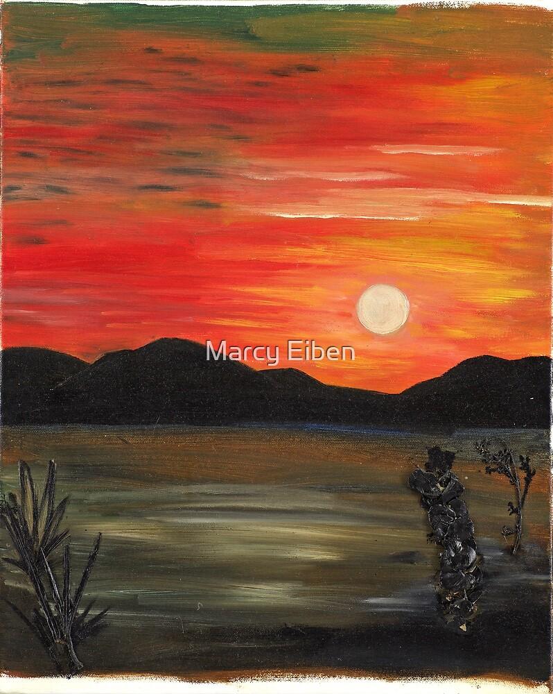 Orange by Marcy Eiben