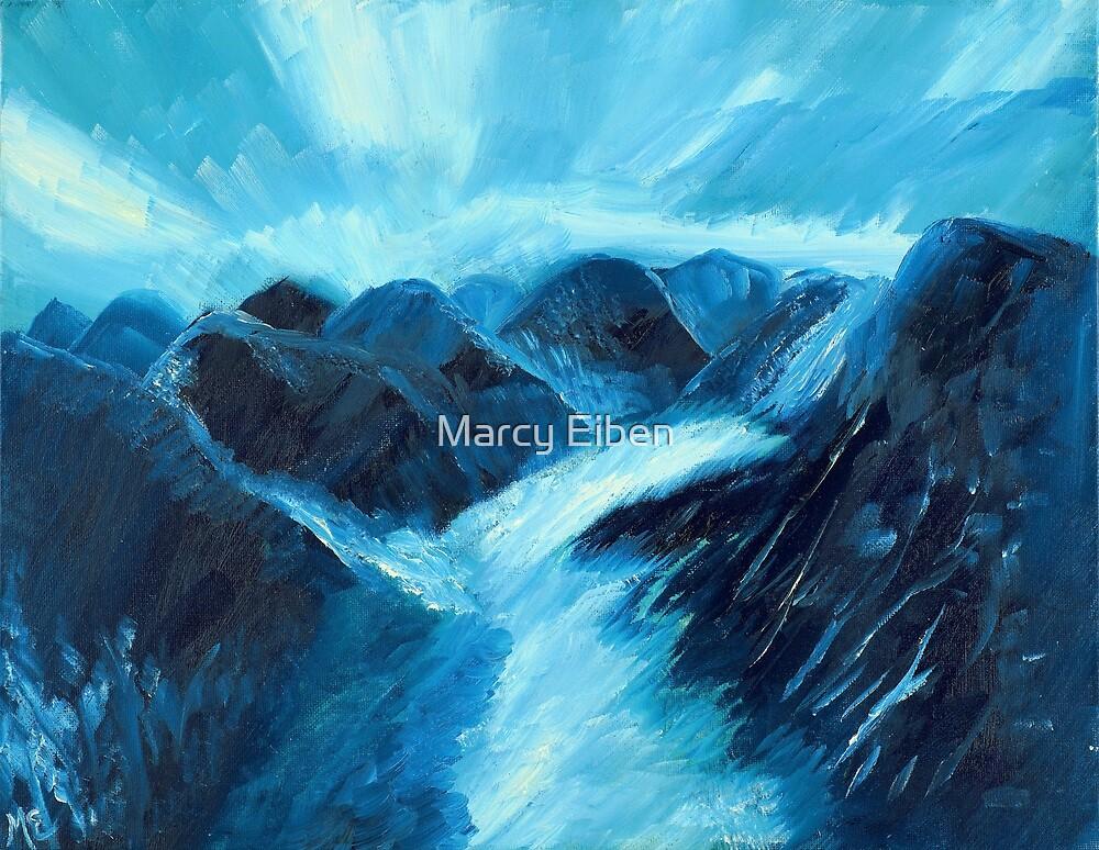 Blue by Marcy Eiben