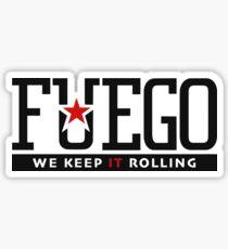 Rogue Fuego Sticker
