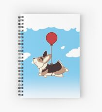 Flying Gus Spiral Notebook