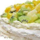 Fruit Pavlova Dessert by LifeisDelicious