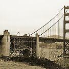 Golden Gate Bridge by CriGa Photography