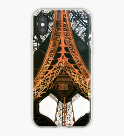 La Dame De Fer iPhone Case