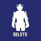 DELETE by kjharmon3