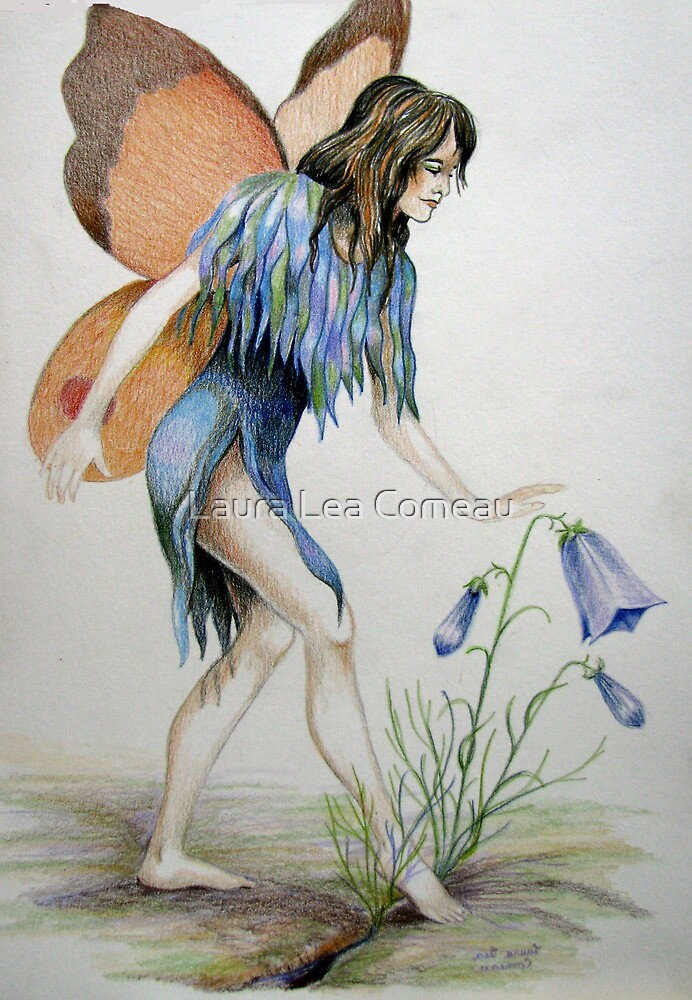Bella and the Blue Belles by Laura Lea Comeau