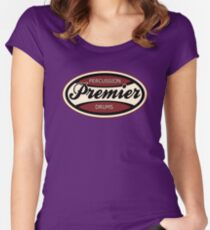 Old Oval Premier Women's Fitted Scoop T-Shirt