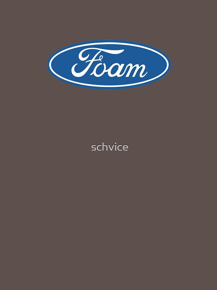 Foam by schvice