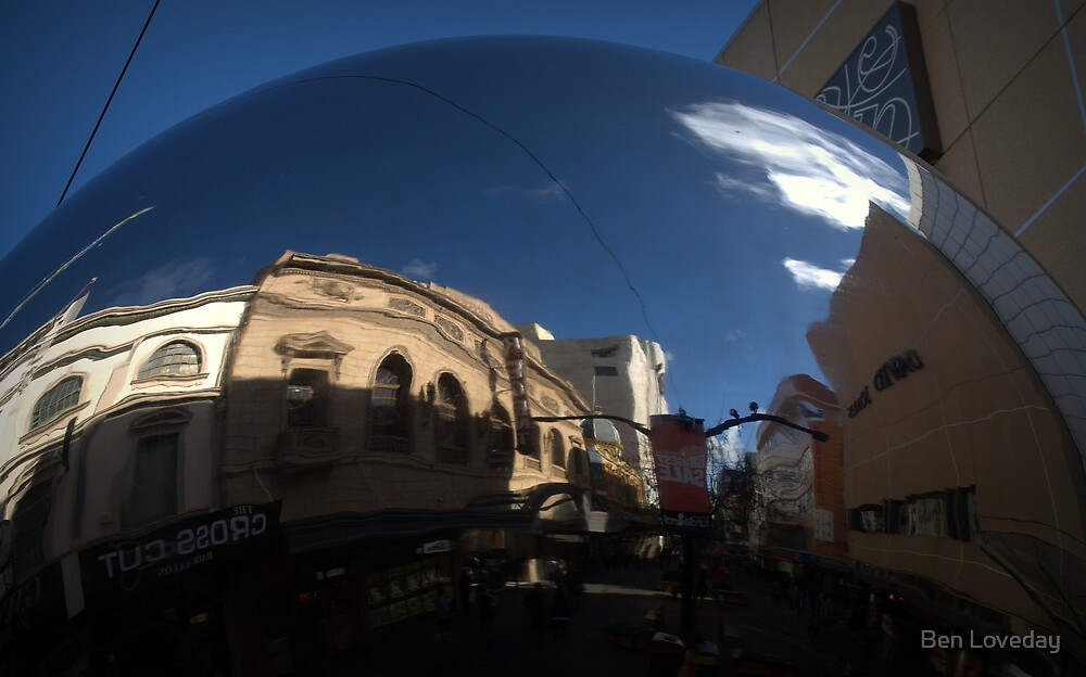 Life in a Bubble by Ben Loveday