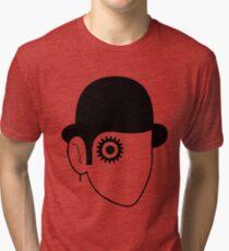 A Clockwork Sketch  Tri-blend T-Shirt