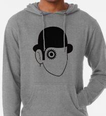 A Clockwork Sketch  Lightweight Hoodie