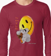 Chicot the Hippo and Smilie Long Sleeve T-Shirt